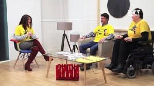 48409efd7c1 Entrevista a Ana González y David González